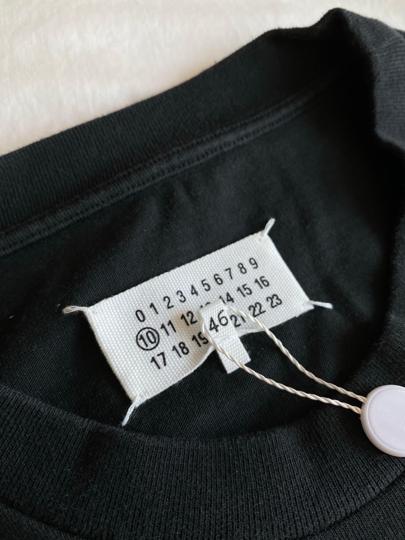 마르지엘라 테이핑 티셔츠 46