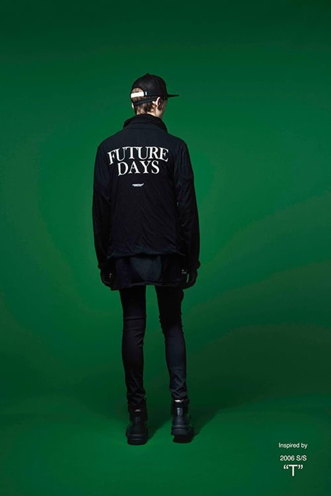 undercover future days