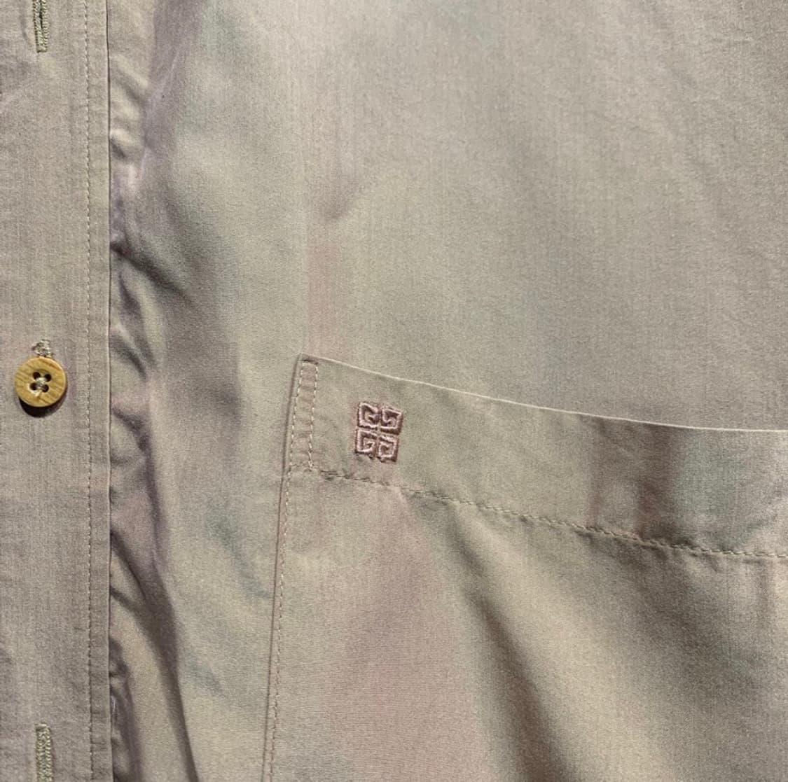 지방시 아카이브 셔츠