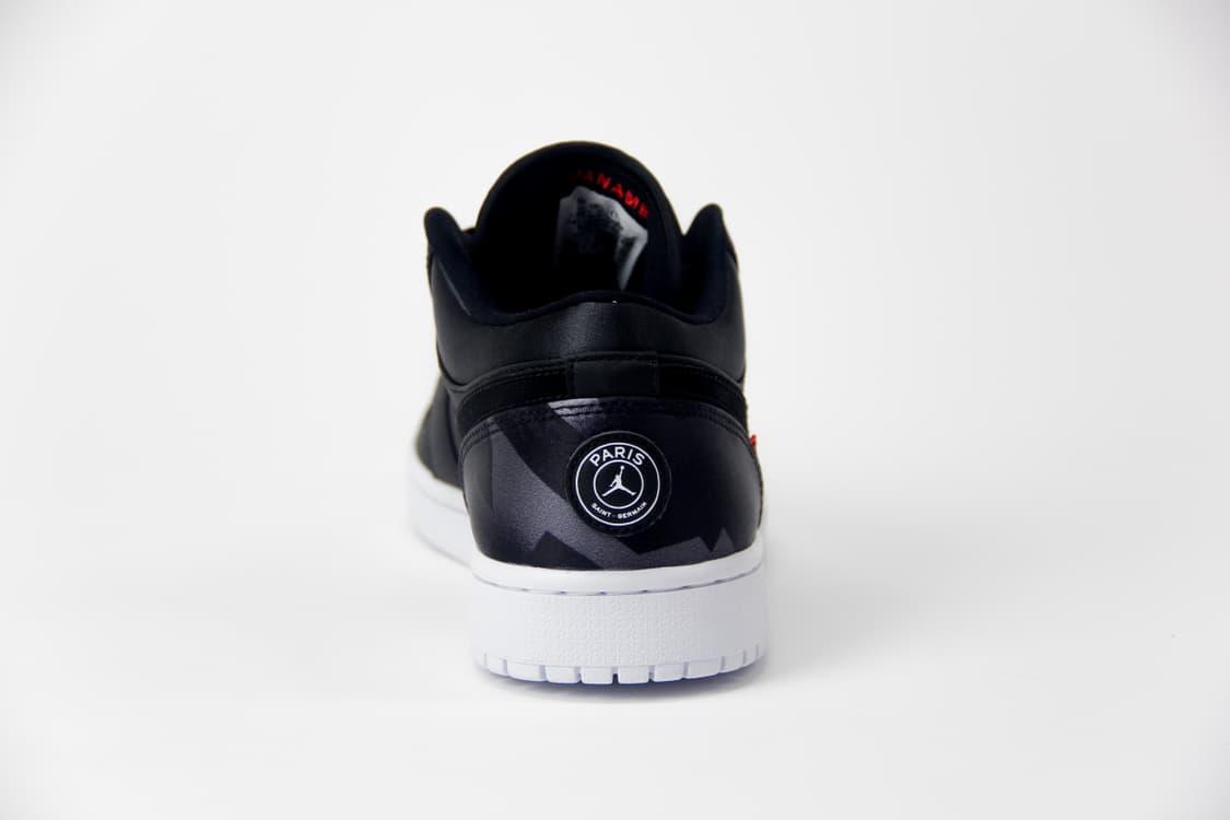 Nike x Paris Saint-Germain - Air Jordan 1 Low