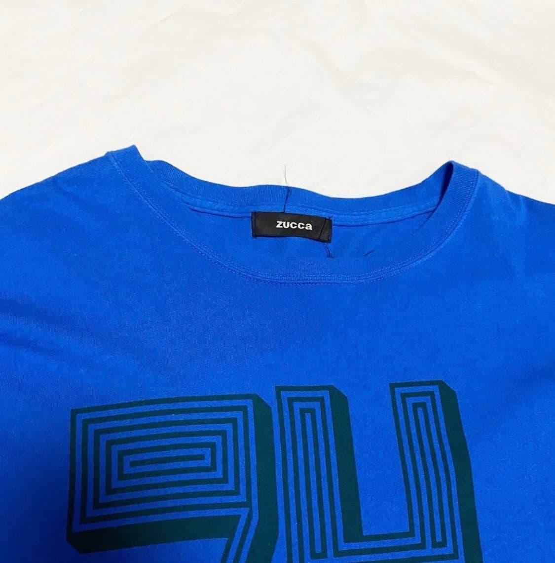 ZUCCA(주카) - 박스 티셔츠