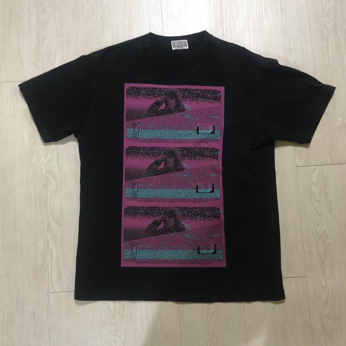 Cav Empt 19ss T-shirts