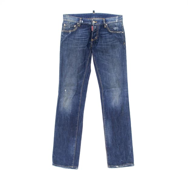 Dsquared2 - Red Stitch Jeans