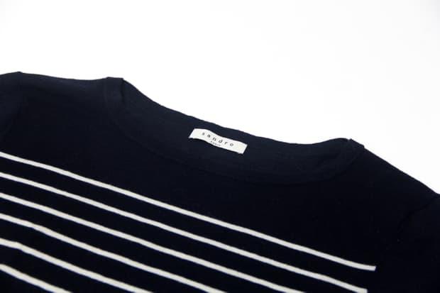 Sandro - Stripes Sweater