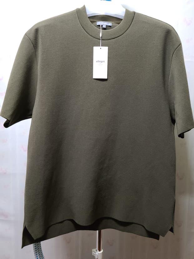알레그리 반팔 티셔츠 정품.. 새상품