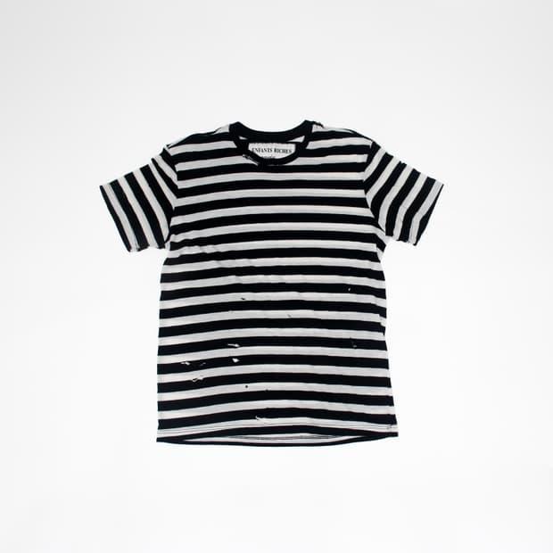Enfants Riches Deprimes - Striped T-Shirts
