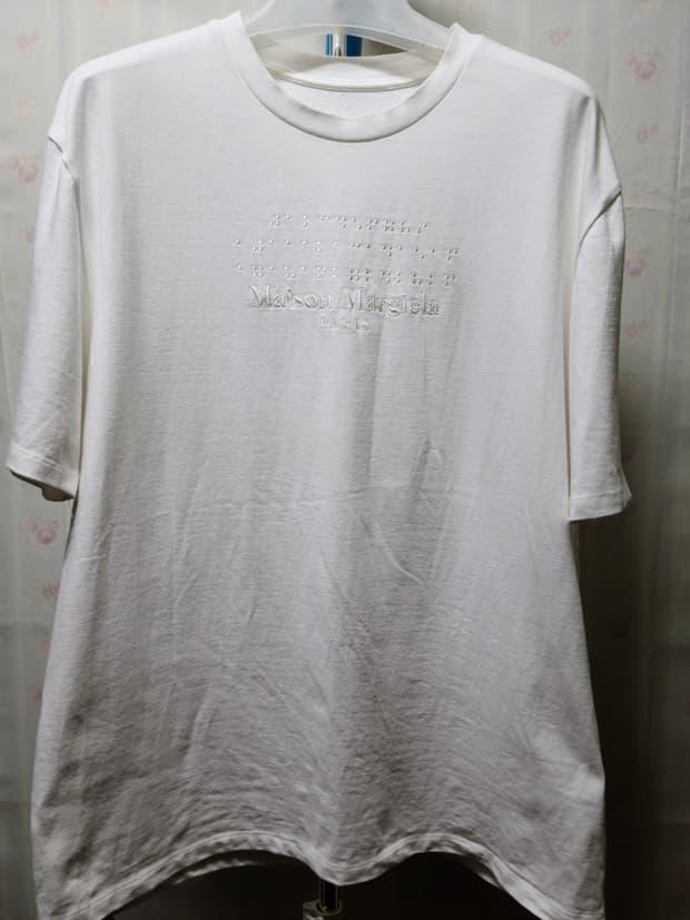 마틴마르지엘라 오버핏 반팔 티셔츠 정품