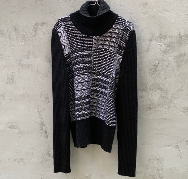 Margiela knitwear
