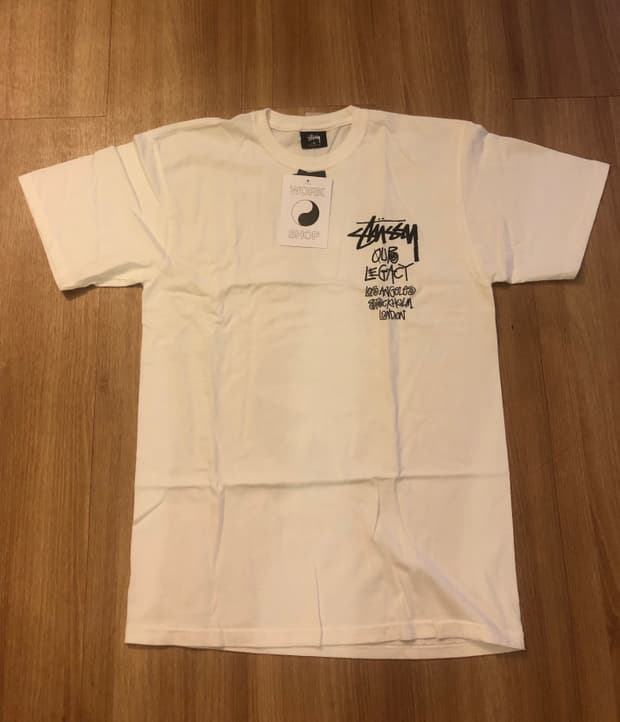 Stussy X ourlegacy SURFMAN미개봉