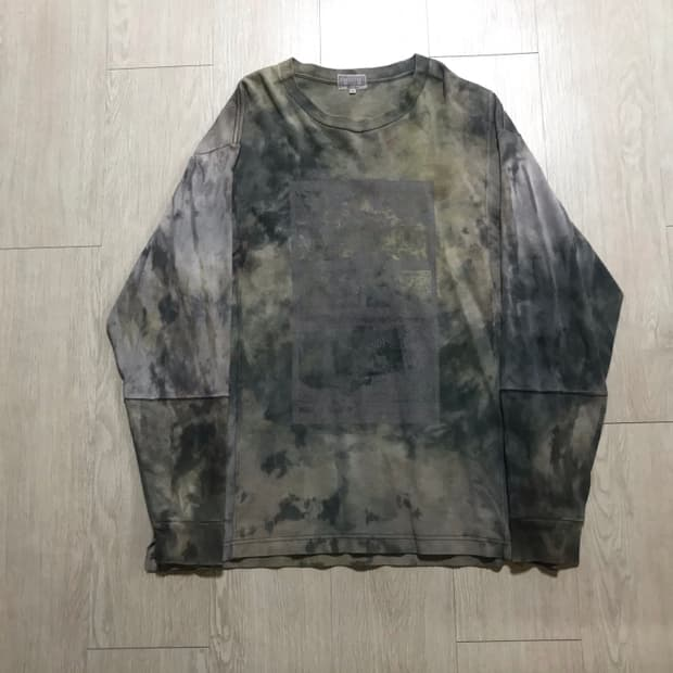 Cav Empt tie-dyed long sleeve