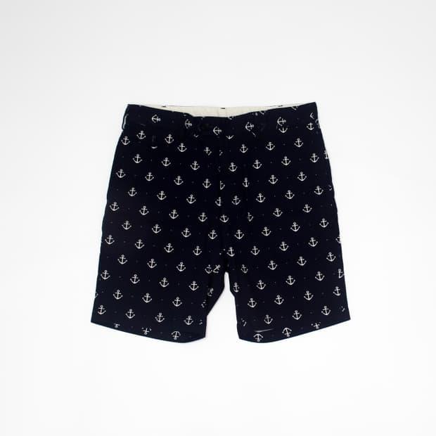Engineered Garments - Anchor Cambridge Shorts