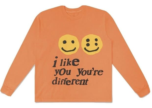 CPFM X UNION - I Like You You're Different T