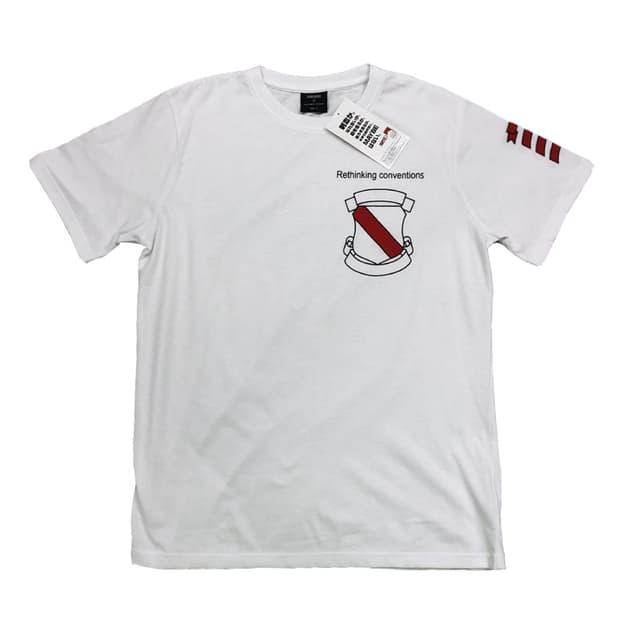 넘버나인 로고 티셔츠
