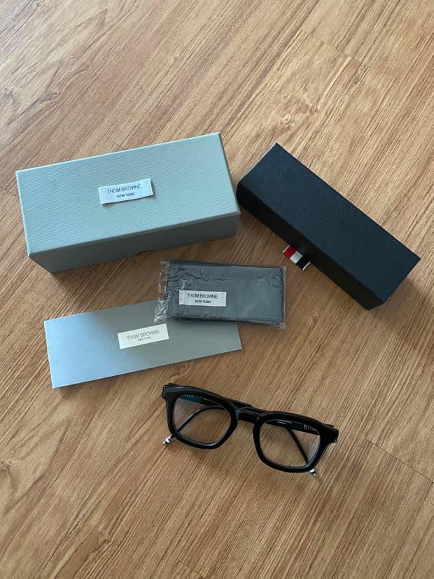 톰브라운 TBX412 안경