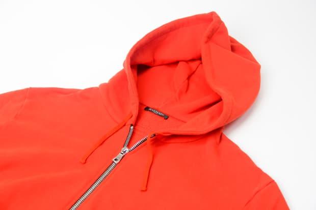 Balmain - Zip Up Hoodie