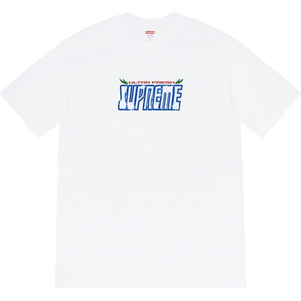 [Supreme] 슈프림 울트라 프레쉬 티
