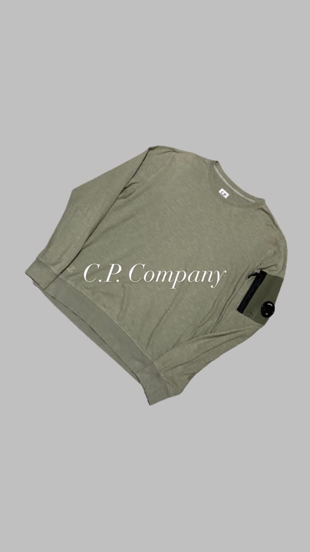 C.P. Company Lens Long Sleeve