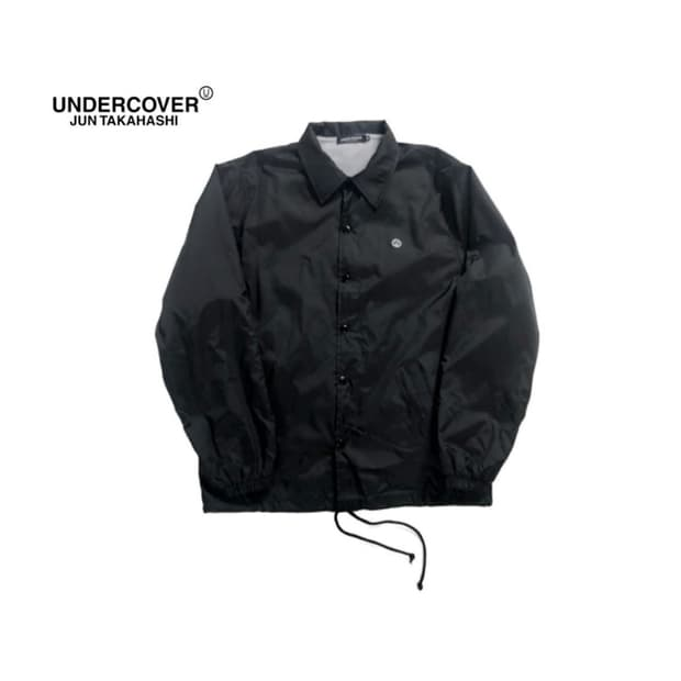 Undercover x parking ginza coach jacket