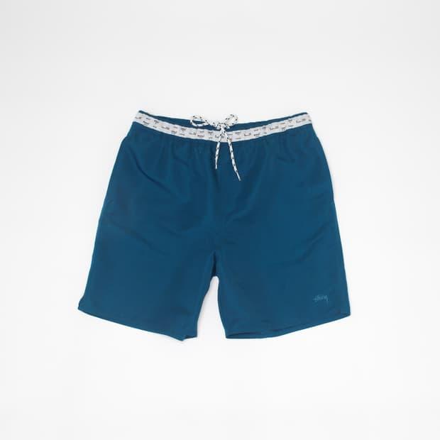 Stussy - Green Shorts
